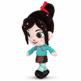 Wreck-It Ralph Movie Exclusive 12 Inch DELUXE Plush Vanellope Von Schweetz