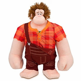 Wreck-It Ralph Movie Exclusive 16 Inch DELUXE Plush Ralph in Overalls