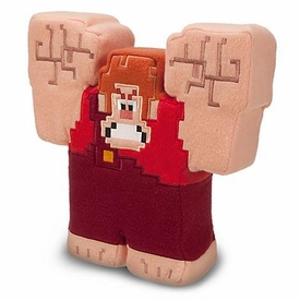 Wreck-It Ralph Movie Exclusive 11 Inch DELUXE Plush Pixilated [8-Bit] Ralph