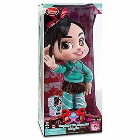 Wreck-It Ralph Movie Exclusive 11 Inch TALKING Plush Vanellope Von Schweetz