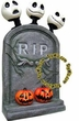 NECA Tim Burton's The Nightmare Before Christmas Exclusive Tombstone Decor