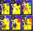 NECA Tim Burton's The Nightmare Before Christmas Limited Edition Bendable Set of 6 Figures