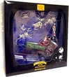 NECA Tim Burton's The Nightmare Before Christmas 10th Anniversary Action Figure Box Set Santa Jack & Sleigh