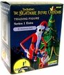 Tim Burton's The Nightmare Before Christmas Series 1 Extra Trading Figure Snowman Jack