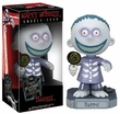 Funko Nightmare Before Christmas Wacky Wobbler Bobble Head Barrel