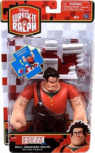 Wreck-It Ralph Movie Action Figure Wall Smashing Ralph [Smashing Fists]