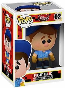 Funko POP! Disney Wreck-it Ralph Vinyl Figure Fix-it Felix