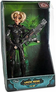 Disney / Pixar Wreck-it Ralph Movie Exclusive Limited Edition 17 Inch Doll Sergeant Calhoun Only 1,000 Made!