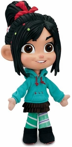 Wreck-It Ralph Movie 9 Inch Plush Vanellope Von Schweetz
