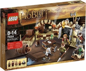 LEGO Hobbit Exclusive Set #79004 Barrel Escape