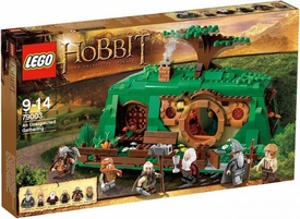 LEGO Hobbit Set #79003 An Unexpected Gathering