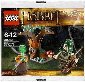 LEGO Hobbit Set #30212 Mirkwood Elf Guard [Bagged!]