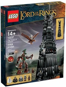 LEGO Lord of the Rings Set #10237 Tower of Orthanc