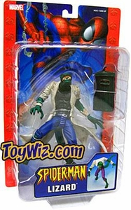Spider-Man Action Figure Lizard