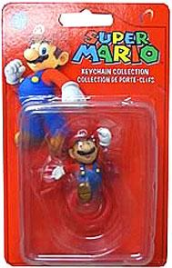 Popco Super Mario Series 2 Mini Figure Keychain Mario [Leaping]