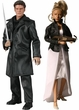 "Sideshow Toys 12"" Action Figures & Polystone Statues Buffy & Angel"