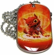 Skylanders Topps Collectible Dog Tags