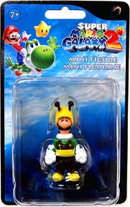 Super Mario Galaxy 2 Series 1 Mini Figure Bee Luigi