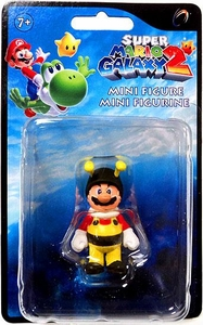 Super Mario Galaxy 2 Series 1 Mini Figure Bee Mario