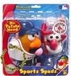 Sports Spuds Mr. Potato Heads