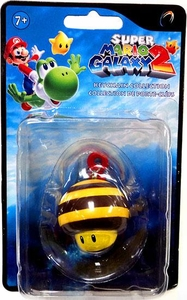 Super Mario Galaxy 2 Mini Figure Keychain Bee Mushroom