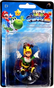 Super Mario Galaxy 2 Mini Figure Keychain Bee Luigi
