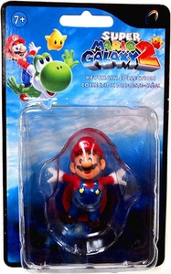Super Mario Galaxy 2 Mini Figure Keychain Flying Mario