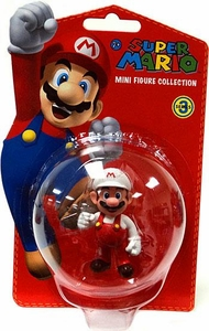 Popco Super Mario Brothers Series 3 Vinyl Mini Figure Fire Mario