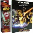 Star Wars Trading Cards & Comic Collectibles