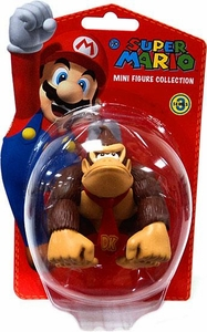 Popco Super Mario Brothers Series 3 Vinyl Mini Figure Donkey Kong