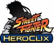 HeroClix Collectible Miniatures Game Streetfighter