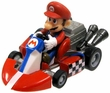 Super Mario Brothers Mario Kart Pull-Pack Racers