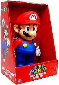 Popco Super Mario Brothers 9 Inch Series 1 Classic Super Size Vinyl Figure Collection Mario