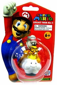 Master Replicas Super Mario Brothers Series 2 Vinyl Mini Figure Lakitu