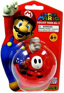 Master Replicas Super Mario Brothers Series 2 Vinyl Mini Figure Shy Guy