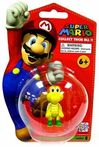 Master Replicas Super Mario Brothers Series 2 Vinyl Mini Figure Koopa Troopa