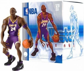 Upper Deck Authenticated All Star Vinyl Figure Kobe Bryant (Purple Away Jersey) Limited to 500 Pieces