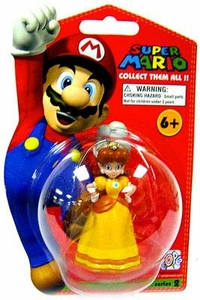 Master Replicas Super Mario Brothers Series 2 Vinyl Mini Figure Daisy