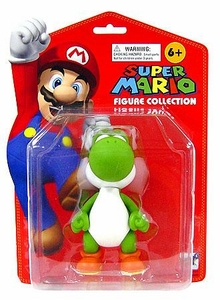 Super Mario Brothers Master Replicas 5 inch PVC Series 1 Figure Yoshi