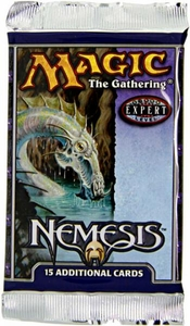 Magic the Gathering Nemesis Booster Pack [15 cards]