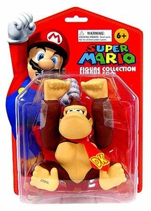 Super Mario Brothers Master Replicas 5 inch PVC Series 1 Figure Donkey Kong
