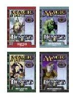 Magic the Gathering Nemesis Theme Deck Set of 4 Decks