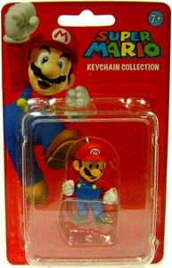 Popco Super Mario Series 1 Mini Figure Keychain Mario