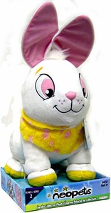 Neopets Series 2 Deluxe 10 Inch Collector Plush Yellow Cybunny