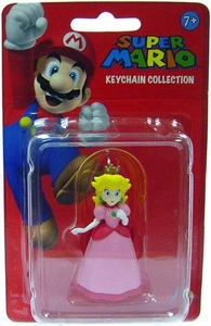 Popco Super Mario Series 1 Mini Figure Keychain Princess Peach