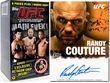 UFC Topps Trading Cards Boxes, Packs & Insert Cards