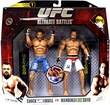 UFC  Jakks Pacific 2-Packs