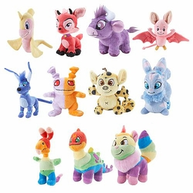 Neopets Collector Species Series 4 Set of 12 Plushies [Includes 1 Random Limited Edition Halloween Plush]