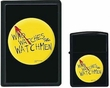 "NECA Watchmen Movie ""Who Watches The Watchmen"" Lighter & ID Case Set"