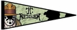 NECA Watchmen Movie 30 Inch Rorschach Pennant